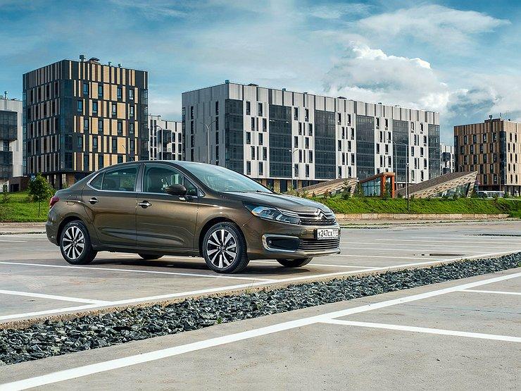 АвтомобилиПрайс-листВ России стартовали продажи обновленного седана Citroën C4