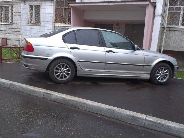Паркуются перед подъездом какие штрафы