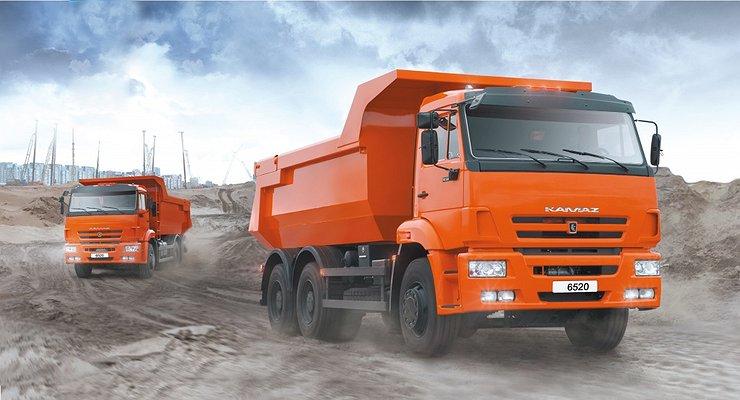 Продажи грузовых автомобилей вРоссии выросли на50,4%