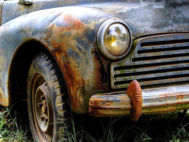 Почему автопром не производит нержавеющие машины