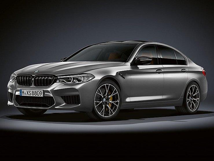 АвтомобилиАвтопромСтартовал прием заказов на флагманскую версию BMW M5