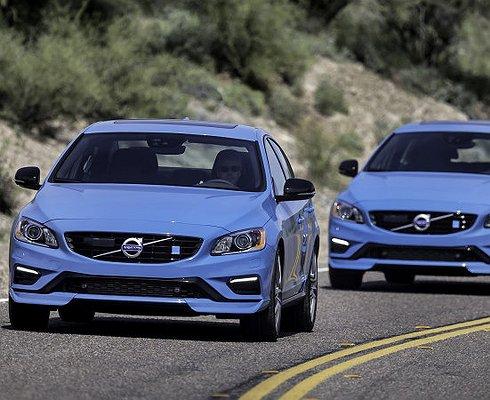Электрокары Volvo будут выпускаться под маркой Polestar