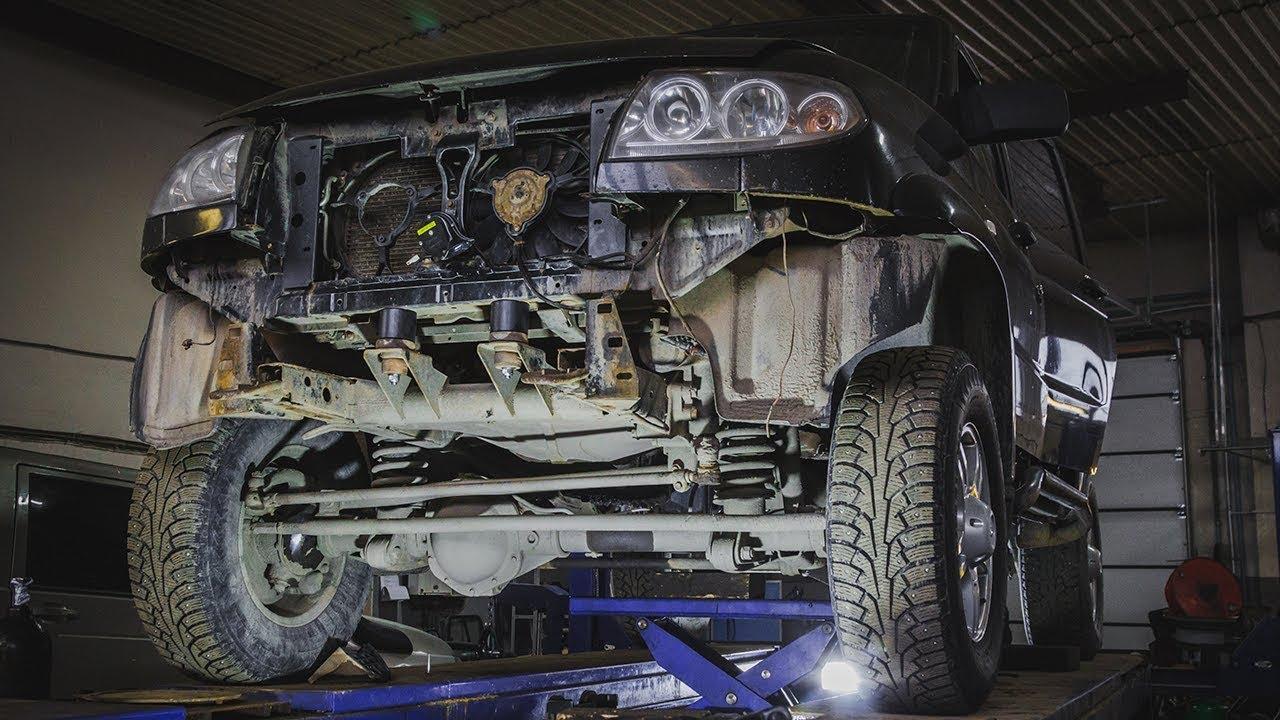 Зачем на УАЗ «Патриот» устанавливают моторы от Toyota