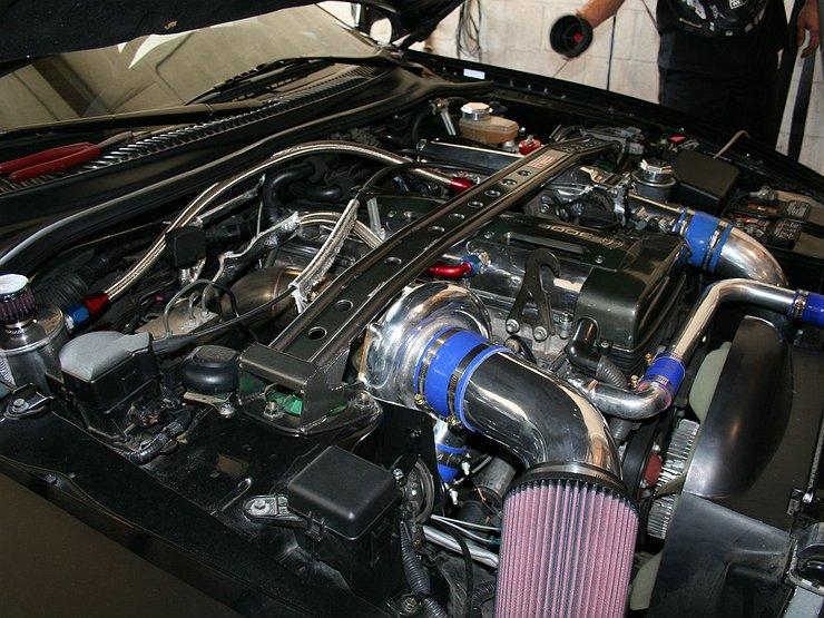 Стоит ли самостоятельно турбировать двигатель машины