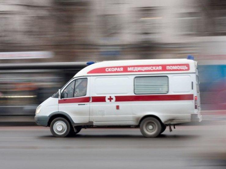 В Мурманске после падения в автобусе женщина попала в больницу