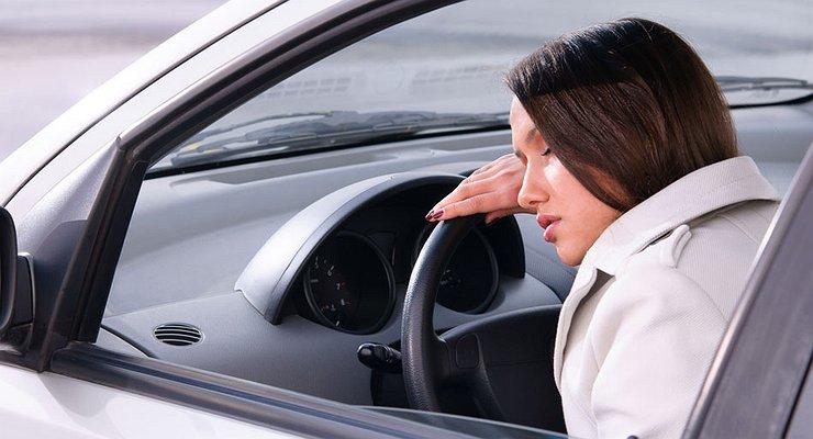 Половина российских водителей ежедневно рискует лишиться «прав»