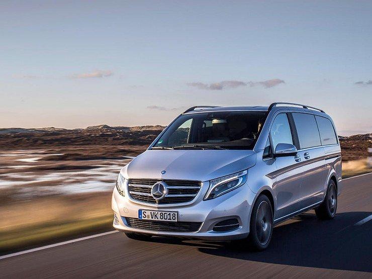 Benz отзывает в РФ практически 4,8 тыс. автомобилей