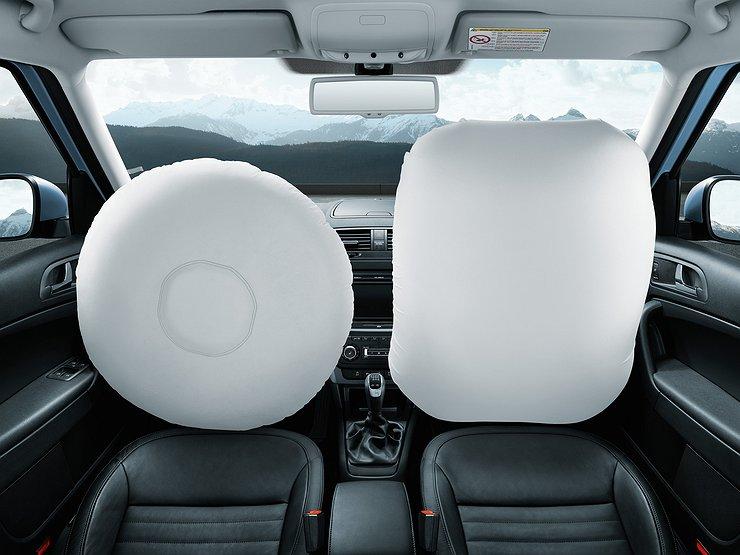 Как узнать, работают ли в машине подушки безопасности