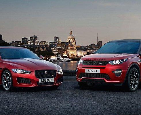Jaguar Land Rover регистрирует 29 новых названий автомобилей