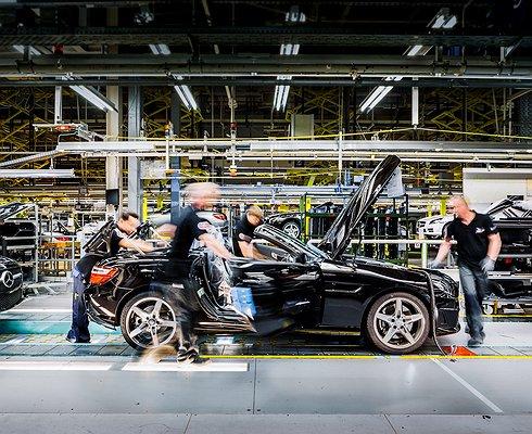 Строительство завода Mercedes-Benz вПодмосковье начнется 20июня