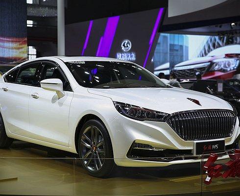 Hongqi H5: впродаже появилась видоизмененная Mazda6