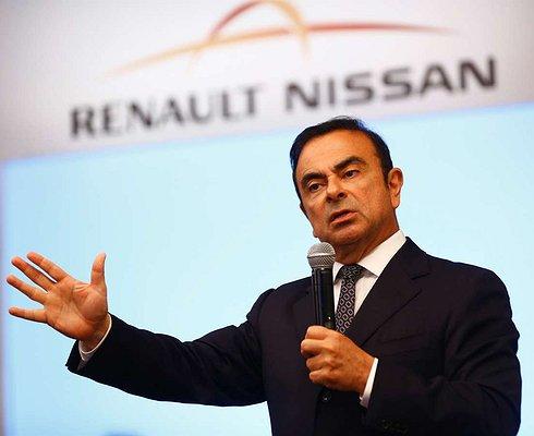 Renault-Nissan намерен стать лидером намировом авторынке