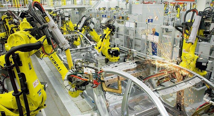 Производство легковых автомобилей вРоссии выросло на23%
