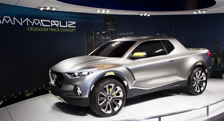 Hyundai начинает разработку пикапа