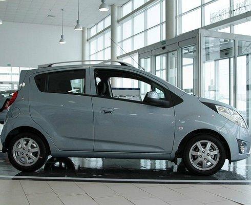 Продажи автомобилей А-класса вРоссии увеличились вдвое