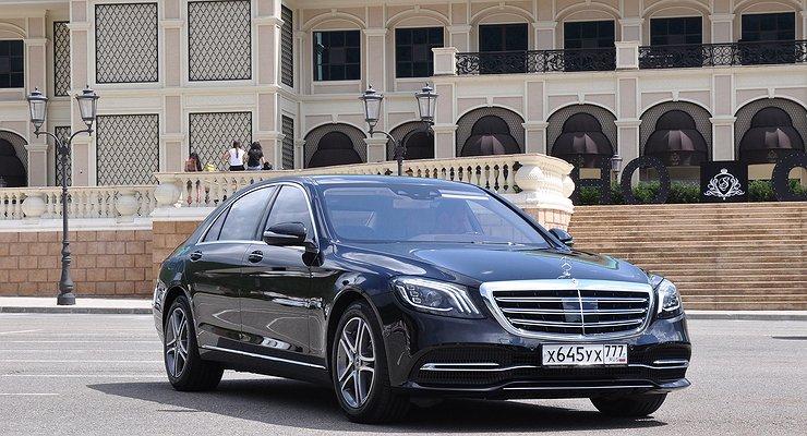 Тест-драйв обновленного Mercedes-Benz S-Class: богатый, еще богаче