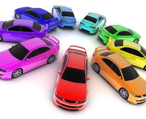 Какой цвет авто самый аварийный
