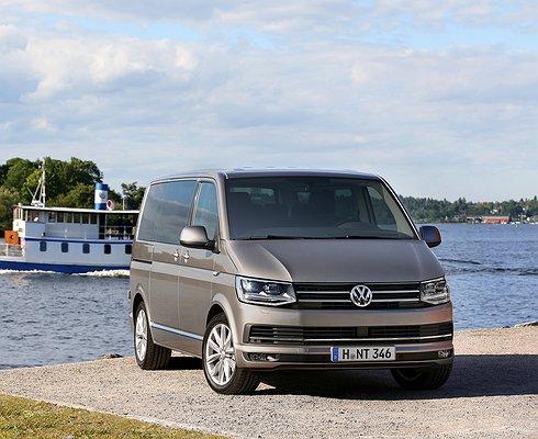 Тест-драйв Volkswagen Caravelle: самый первый, самый универсальный