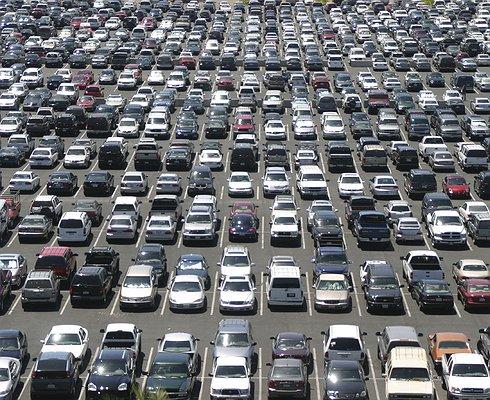 Что делать, если вашей машине преградили выезд спарковки