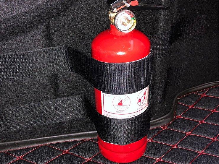 Огнетушитель и аптечка что обязательно для машины
