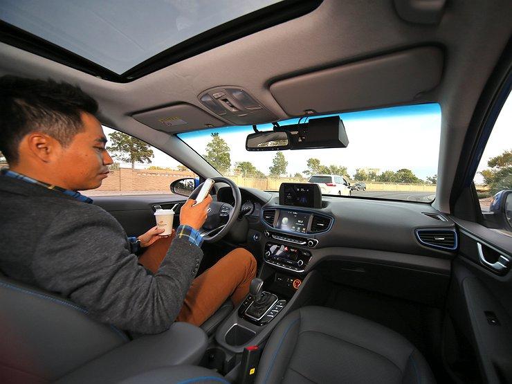 Hyundai скоро выпустит серийные беспилотники