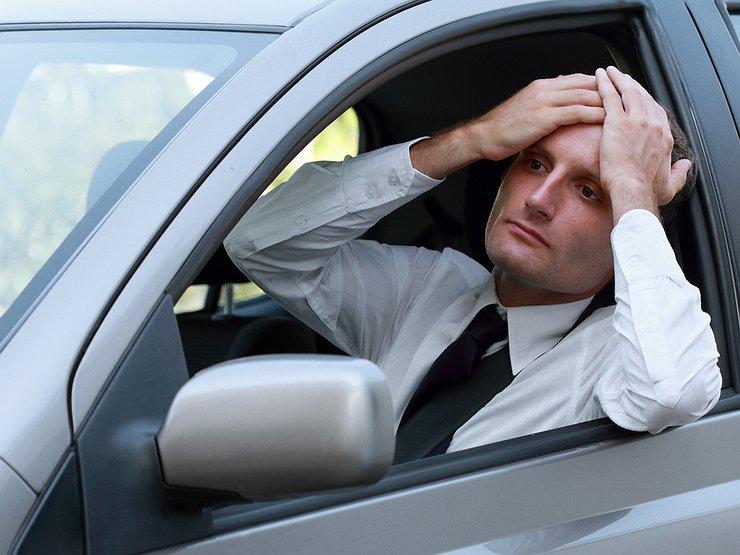 После покупки авто потерял сор