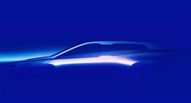 BMW опубликовала тизерное изображение новой модели iNEXT