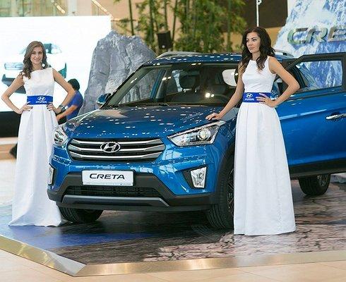 Hyundai Creta идет нарекорд попродажам