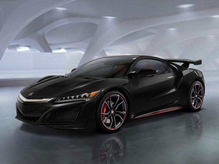 Honda готовит к производству новый спорткар on