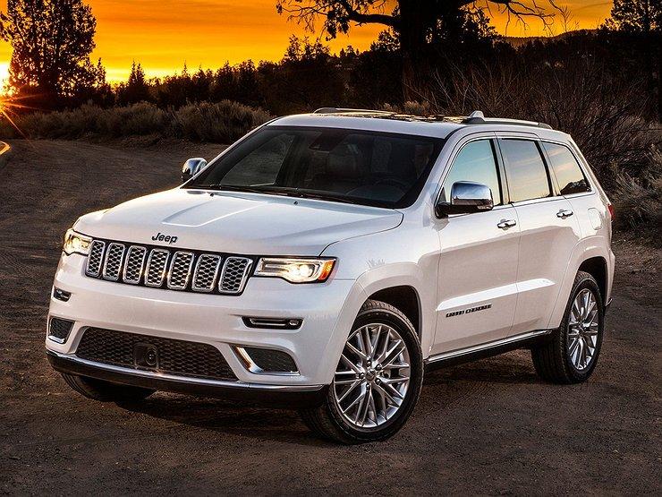 Chrysler отзывает в Российской Федерации 3,3 тыс. авто