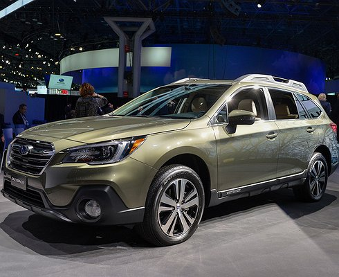 Когда обновленный кроссовер Subaru Outback приедет вРоссию