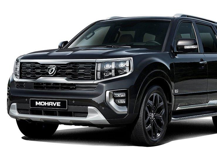 АвтомобилиАвтопромKIA выпустила спецверсию внедорожника Mohave