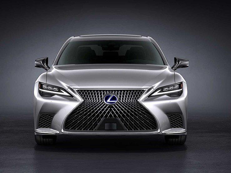 АвтомобилиАвтопромНазваны сроки начала продаж обновленного Lexus LS