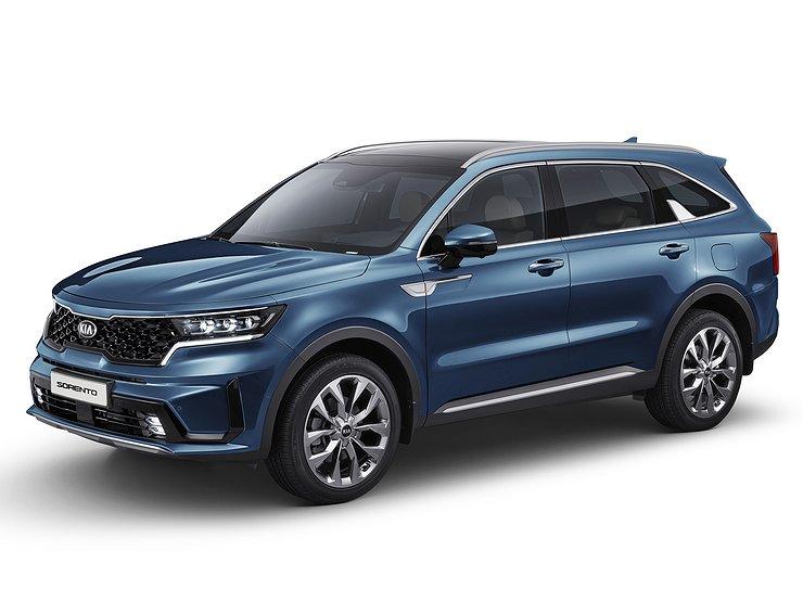 АвтомобилиКроссоверыНовый KIA Sorento его уже можно продавать в России