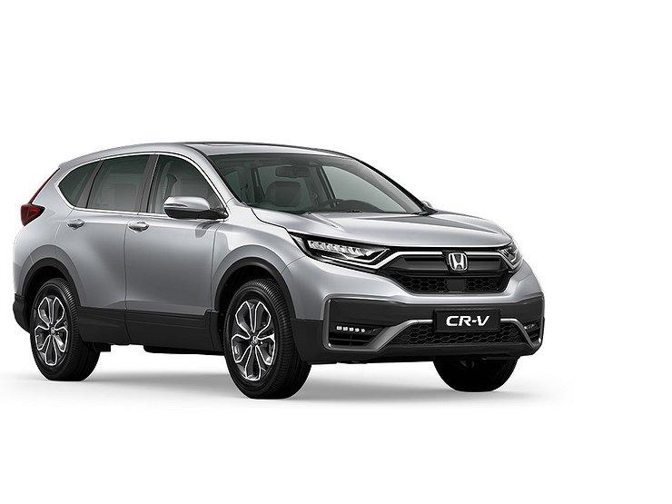 Хонда подготовила для Российской Федерации улучшенный кроссовер CR-V