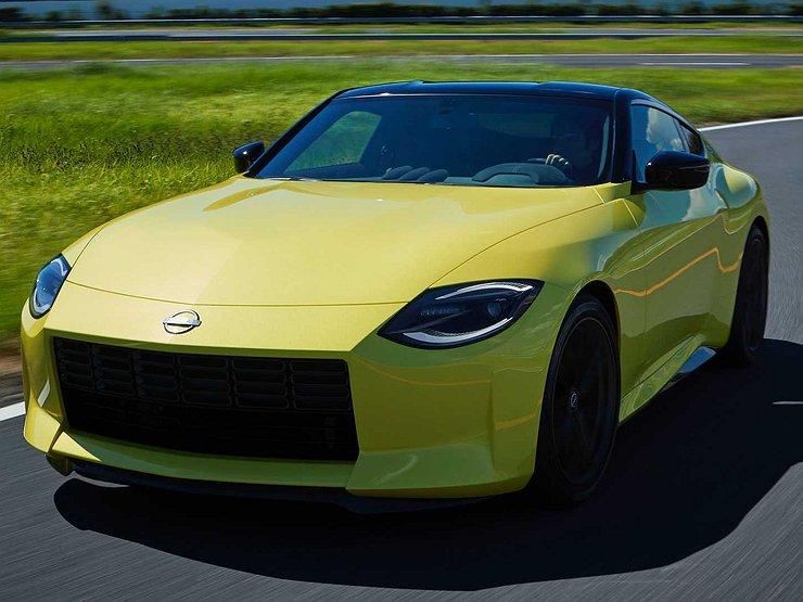 АвтомобилиАвтопромNissan представил новый спорткар серии Z