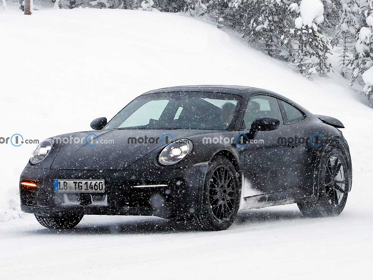 Porsche хочет сделать кроссовер из спорткара