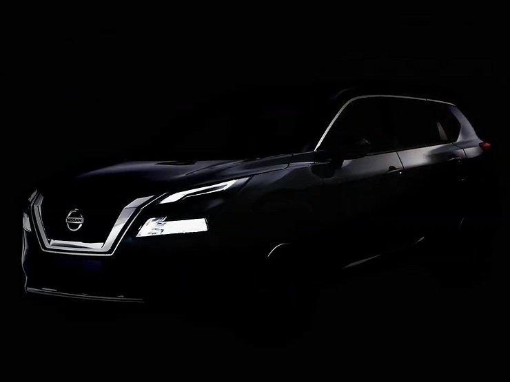 Объявлена дата премьеры кроссовера Nissan X-Trail нового поколения