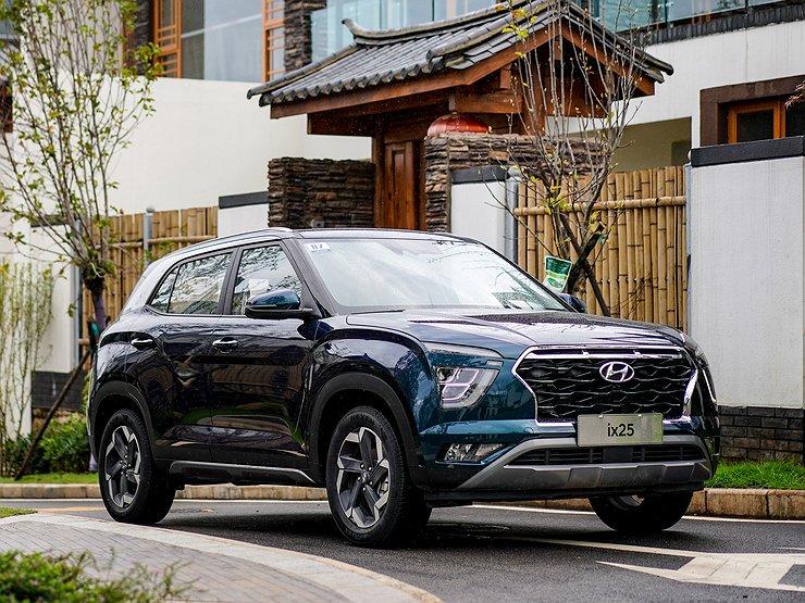 Hyundai Creta нового поколения готовится к продаже в России