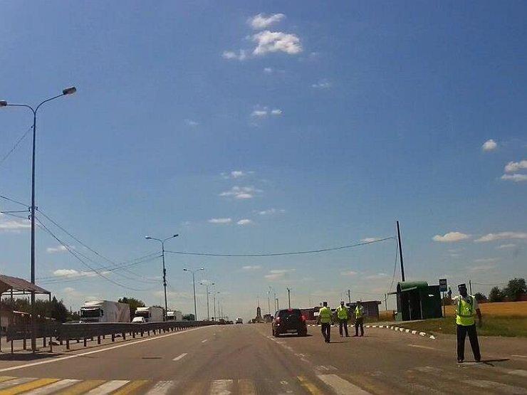 На трассе М4 «Дон» ГИБДД организовала новую Кущевку