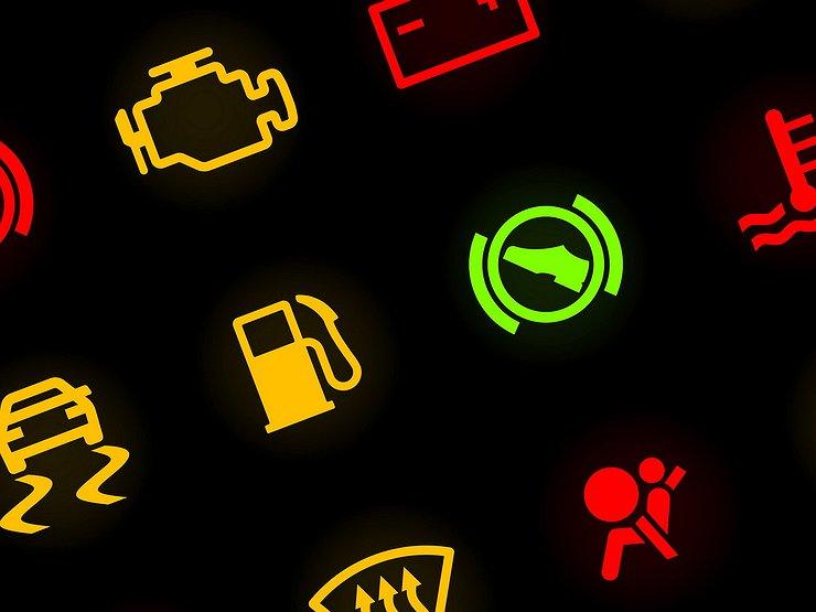 Что делать, если неисправность автo устранена, а контрольная лампа горит