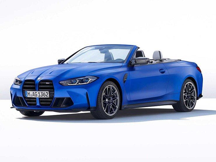 BMW показала полноприводный M4 Competition