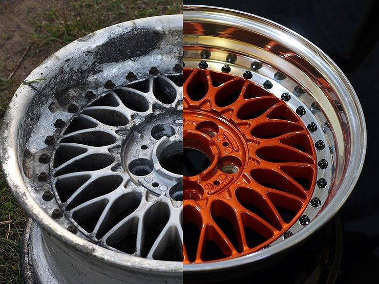 Почему опасно устанавливать на машину литые колесные диски