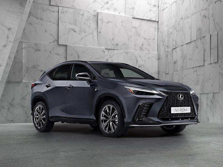 Все, что вы хотели знать о Lexus NX нового поколения