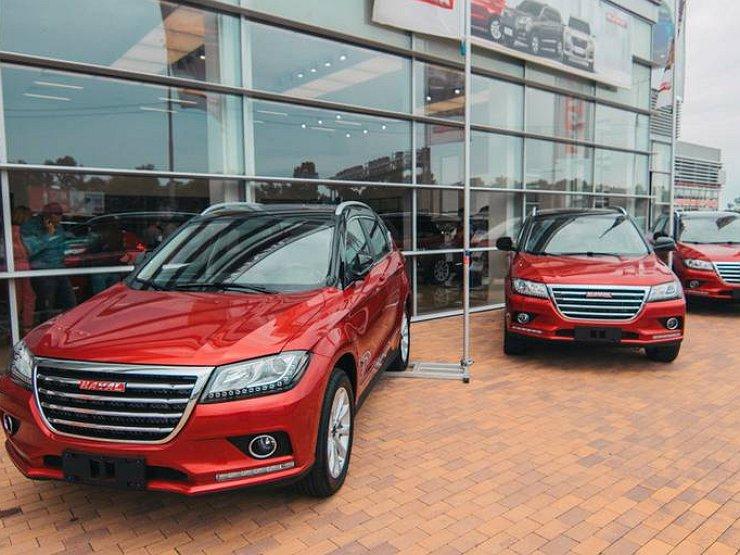 Названы самые продаваемые китайские автомобили в мае