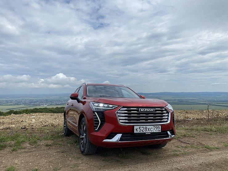 «Убить» Hyundai Creta: тест-драйв амбициозного китайского кроссовера Haval Jolion