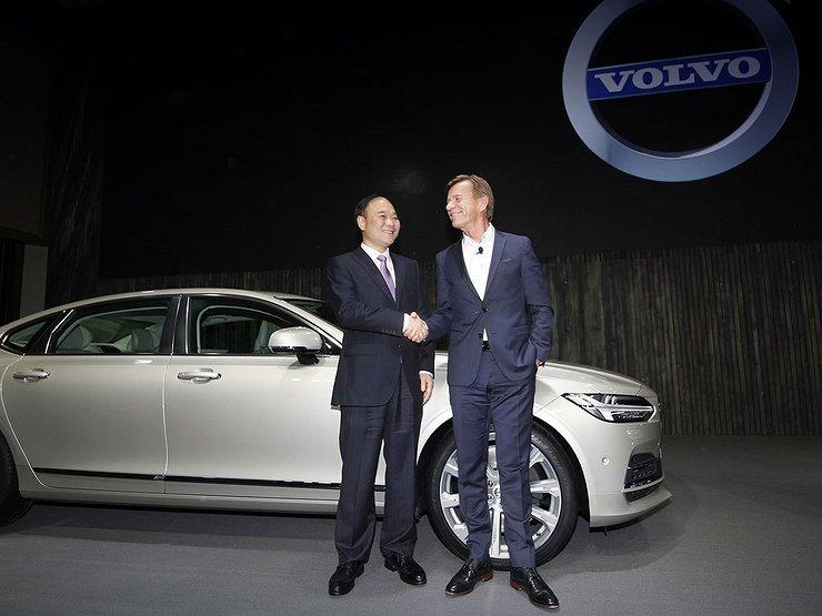Geely и Volvo создали новый автогигант