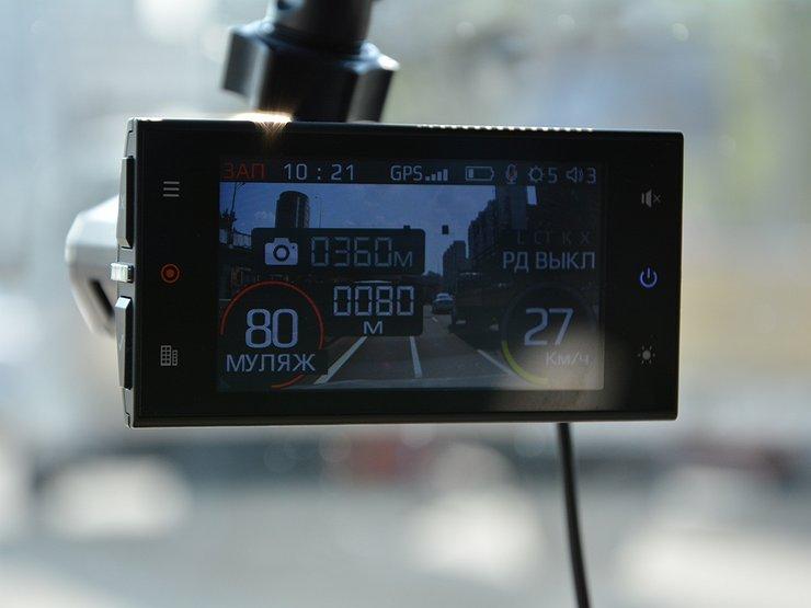 Всевидящее око: тест регистратора-антирадара SilverStone Hybrid S-bot PRO, не имеющего аналогов