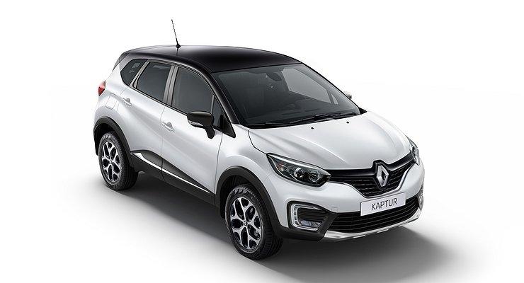 Автопарк «Делимобиля» пополнится кроссоверами Renault Kaptur