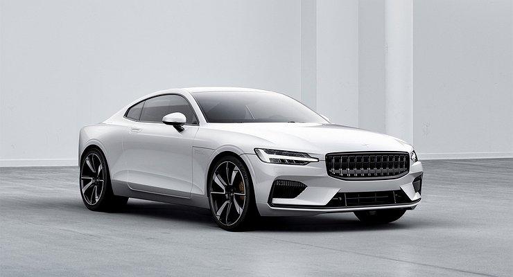 Компания Polestar представила свой первый автомобиль